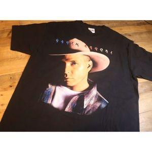 Garth Brooks Vintage T-shirt Fresh Horses Tour, XL